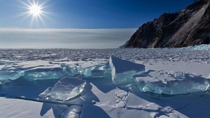 На Байкале произошло сильное землетрясение