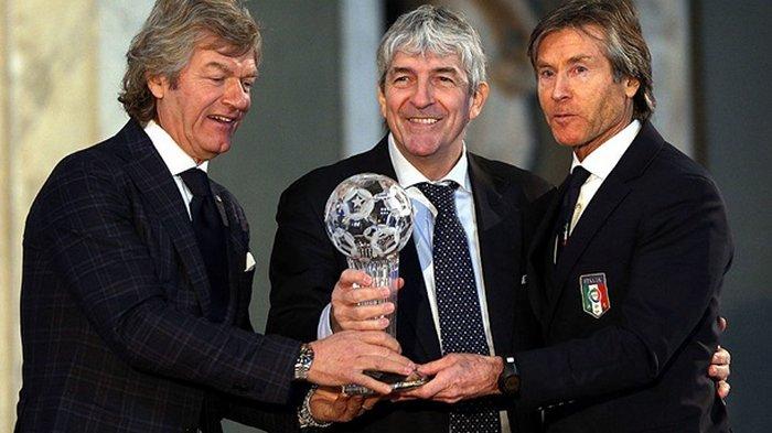 В возрасте 64 лет умер обладатель Золотого мяча Паоло Росси