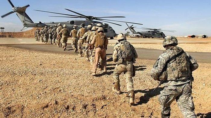 США объявили о выводе войск из Сомали