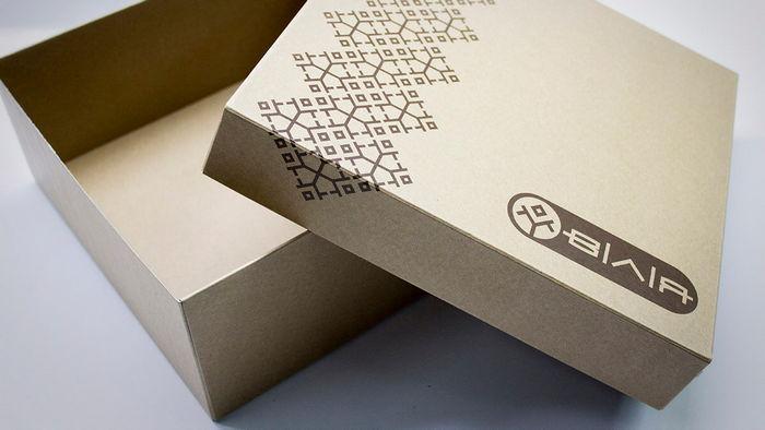 Разновидности упаковочных крафт-коробок из картона