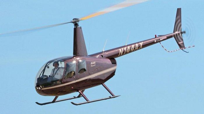 В Техасе разбился вертолет, погибли два человека