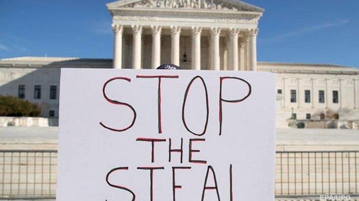 Верховный суд США отклонил иск Техаса по выборам