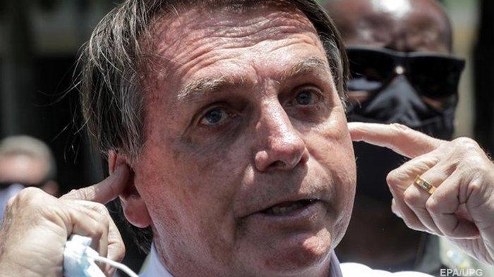 Президент Бразилии отказался делать прививку от коронавируса