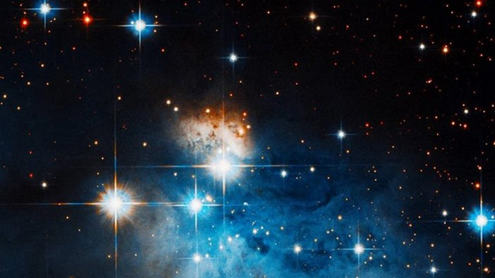 NASA к юбилею телескопа Hubble показало новые фото