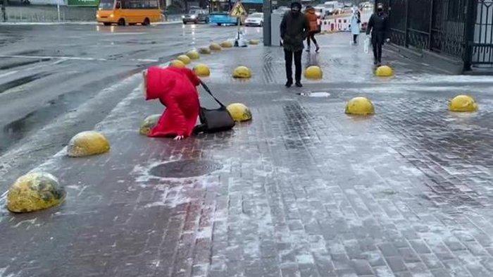 За несвоевременную уборку в Киеве будут штрафовать