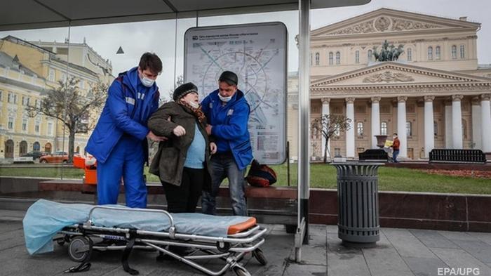 В РФ сообщают о большом количестве бессимптомных больных COVID-19