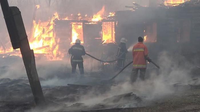 Пожары в Украине: МВД не исключает диверсии