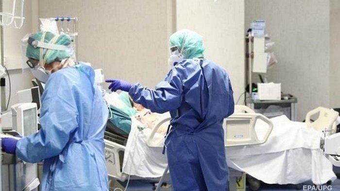 В Украине семь тысяч заболевших COVID за сутки