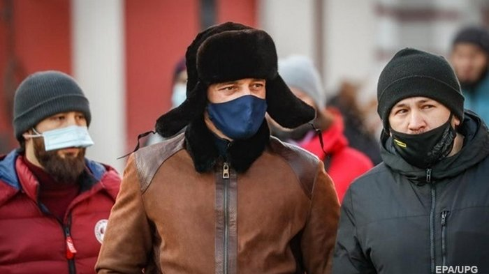 В России более трех миллионов случаев коронавируса