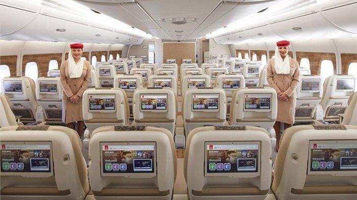 Emirates представила новый класс в своих самолетах (видео)