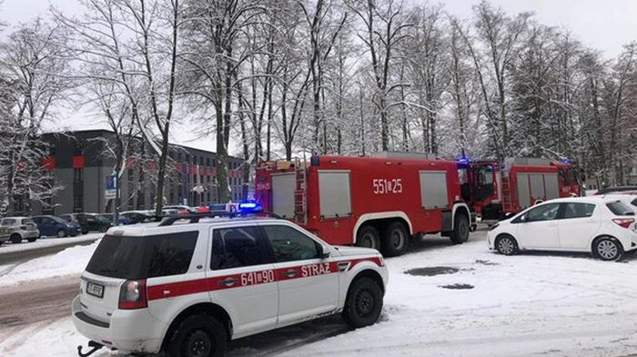 На заводе в Польше прогремел взрыв, есть жертвы