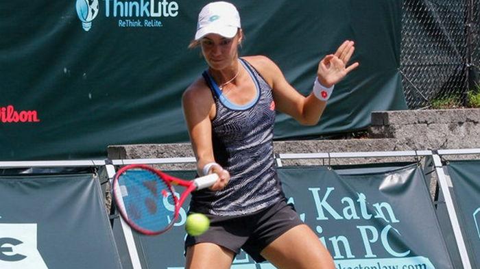 Калинина завершила свои выступления в квалификации Australian Open