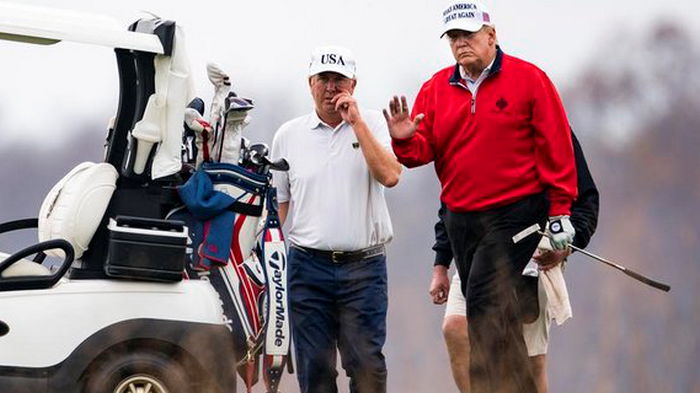 Ассоциация игроков в гольф США отказалась проводить чемпионат 2022 года в клубе Трампа