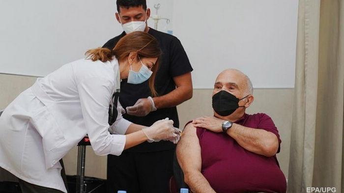 В США вакцинировали более 10 млн граждан