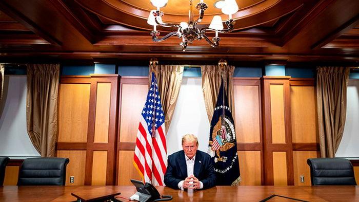 Трамп распорядился создать Национальный сад американских героев
