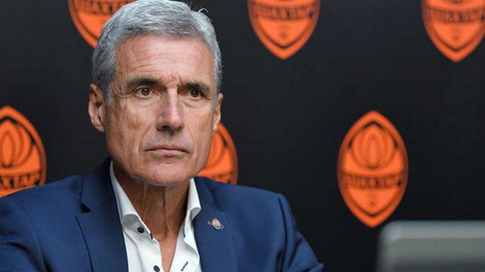 Каштру - о контракте с Шахтером: Интересы клуба превыше меня