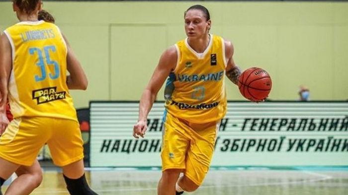 Сборная Украины в феврале сыграет два отборочных матча на Евробаскет-2021
