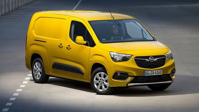 Opel представил электровен Combo-e (фото)