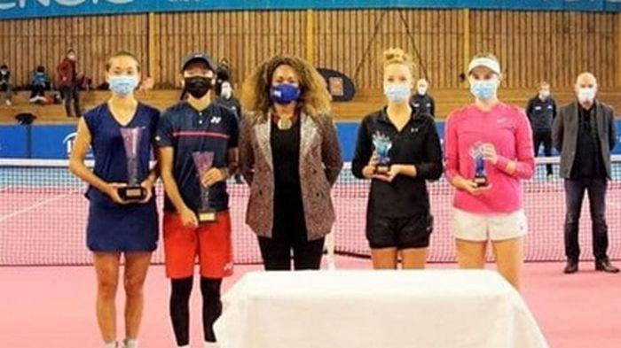 Завацкая потерпела поражение в финале парного турнира во Франции