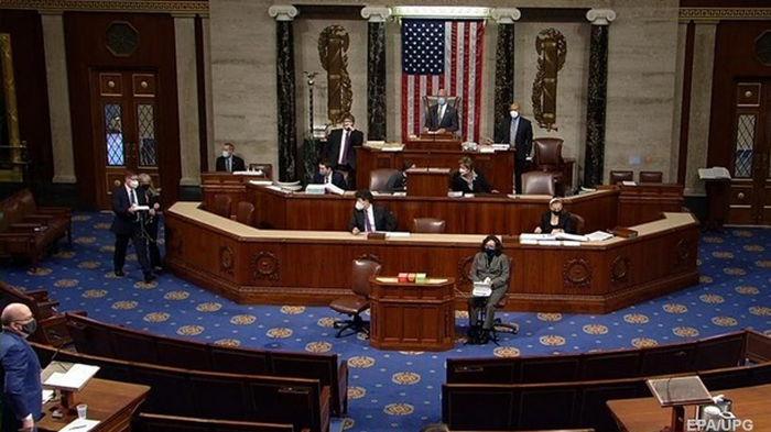 Трамп намерен выступить с письменным заявлением в Сенате США