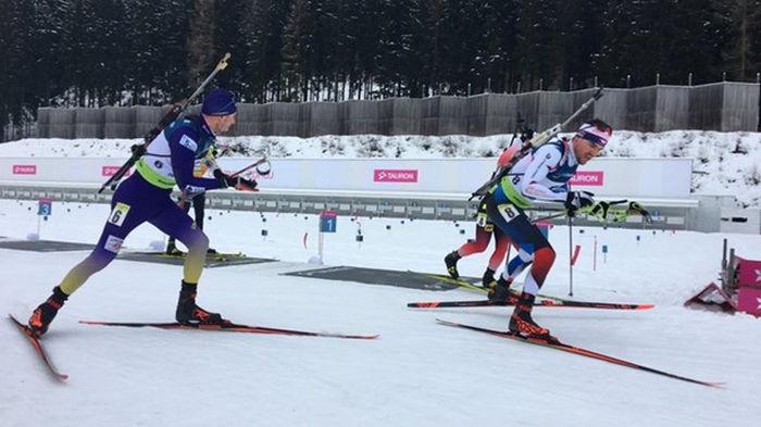 Определился состав сборной Украины на смешанные эстафеты на ЧЕ по биатлону