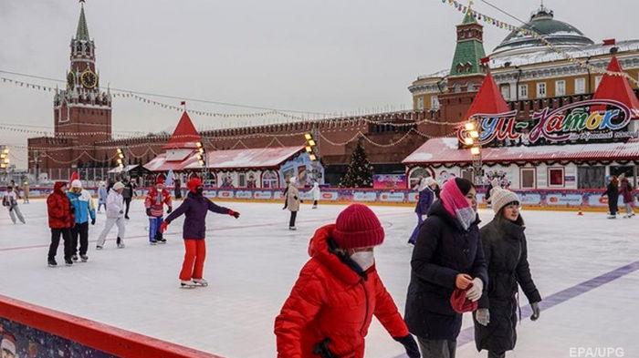 В РФ число случаев COVID превысило четыре миллиона