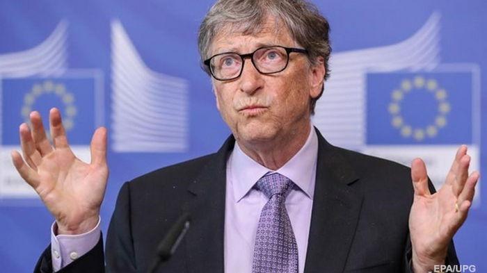 Гейтс назвал главные угрозы человечеству