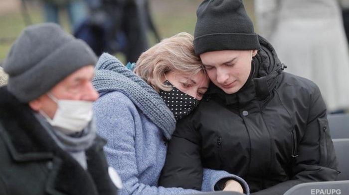 В Украине 2332 новых случая COVID-19