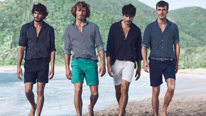 Летние рубашки, которые должны иметь в своём арсенале все мужчины