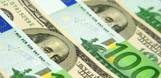 Курс евро вырос к закрытию межбанка