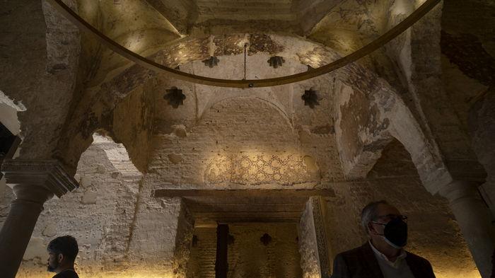 В Испании при ремонте бара обнаружили древний хаммам XII века – видео