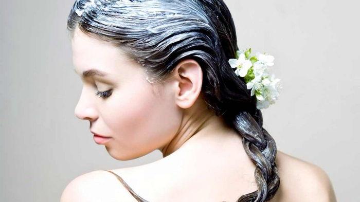Маска для волос — «скорая помощь»