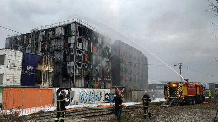 Во Франции сгорел крупный дата-центр (фото)