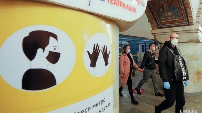 В Киеве более 300 новых больных коронавирусом