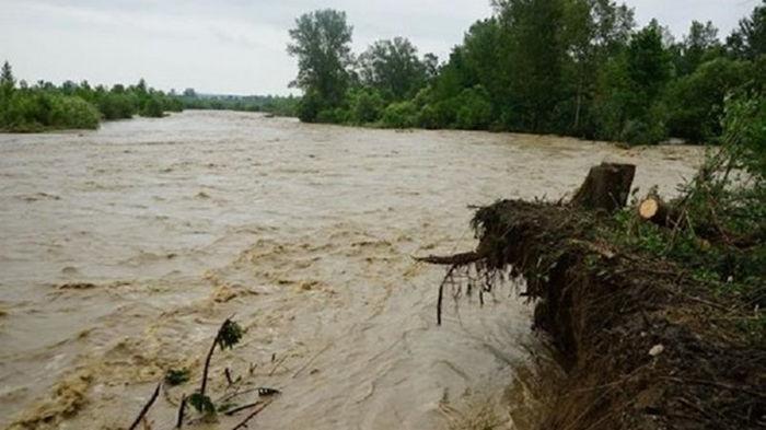 На западе Украины ожидается подъем уровня воды из-за оттепели