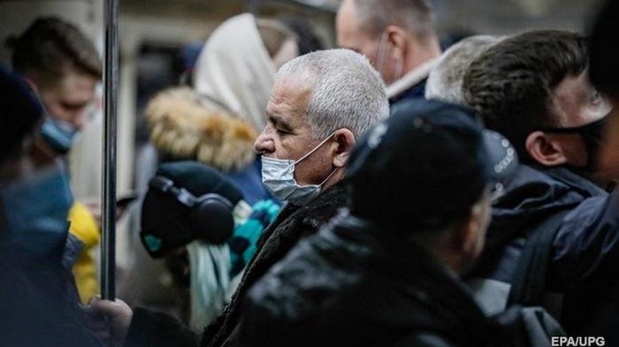 В Киеве выросло число COVID-заболевших за сутки