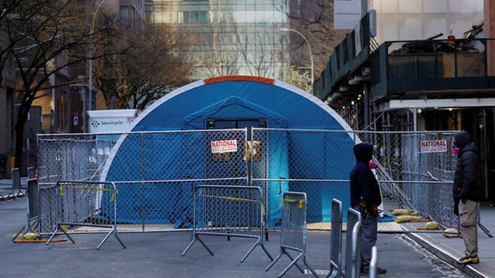 В Нью-Йорке разрешат тестировать на коронавирус в аптеках