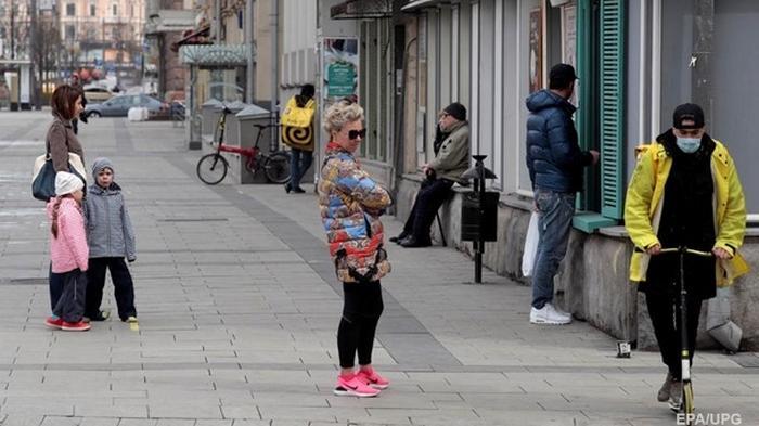 В России за сутки почти 6000 случаев коронавируса