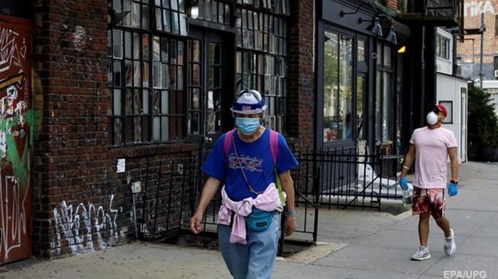 Почти 20% жителей Нью-Йорка имеют антитела к COVID