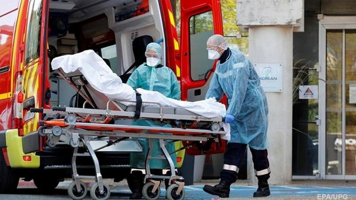 COVID-19: за сутки в мире более пяти тысяч жертв