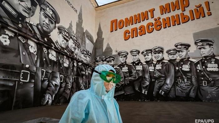 В России более 10 тысяч случаев COVID-19 за сутки