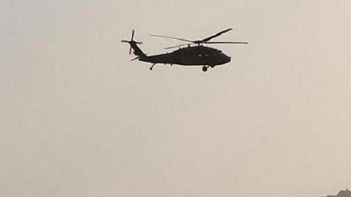 В Афганистане девять человек погибли при крушении военного вертолета