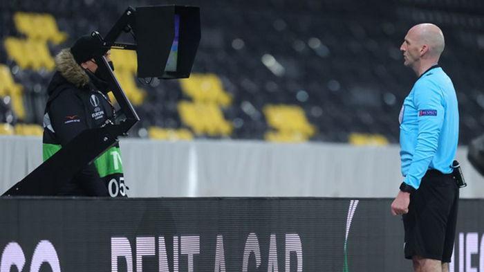 УЕФА объяснил отсутствие системы VAR в матчах отбора на ЧМ-2022