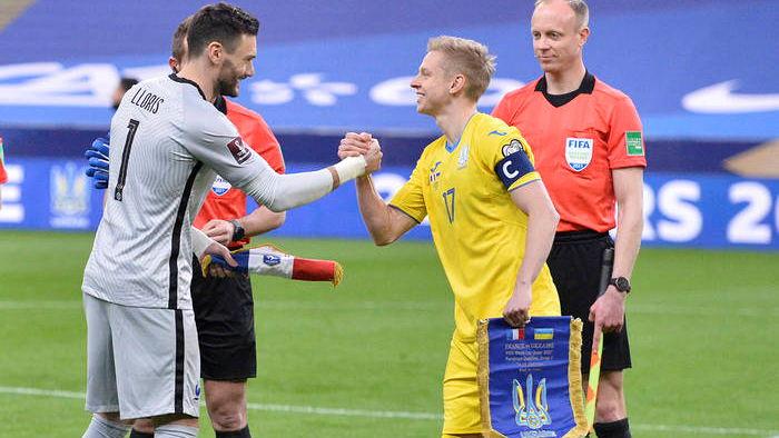 Зинченко: Ничья с Францией не будет иметь значения, если мы не обыграем Финляндию