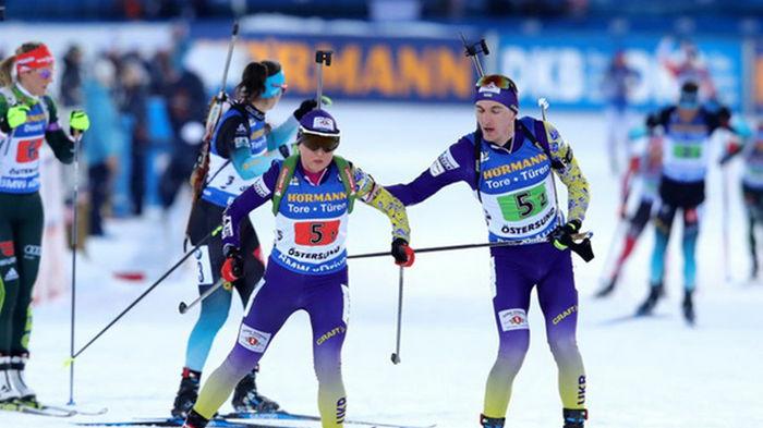 Стал известен состав сборной Украины по биатлону на олимпийский сезон