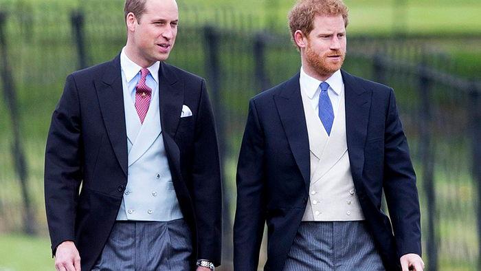 Принцы Гарри и Уильям решили забыть старые обиды и возобновили отношения