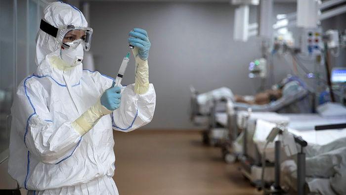 За неделю COVID-смертность в мире выросла на 11%