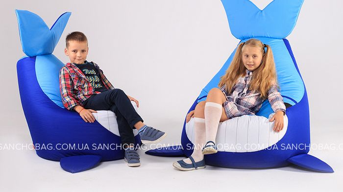 Удобное кресло-мешок для детей от Sanchobag