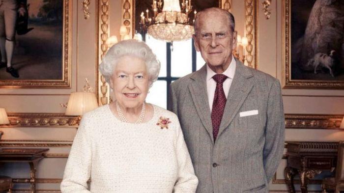 Скончался принц Филипп – муж королевы Елизаветы II