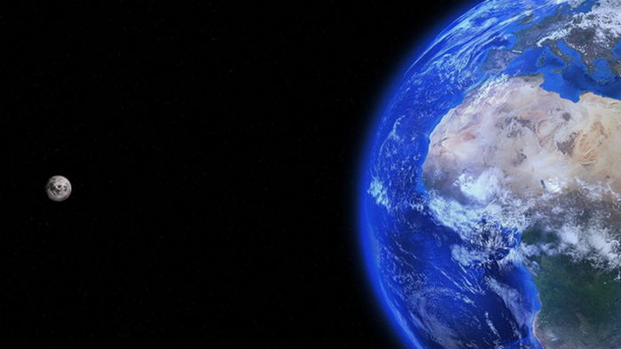 Опубликован снимок гигантской планеты неизвестного происхождения (фото)